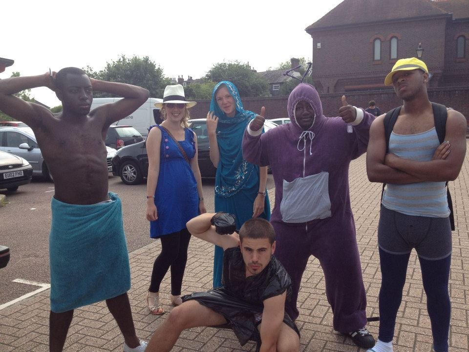 Some weirdos in Sussex