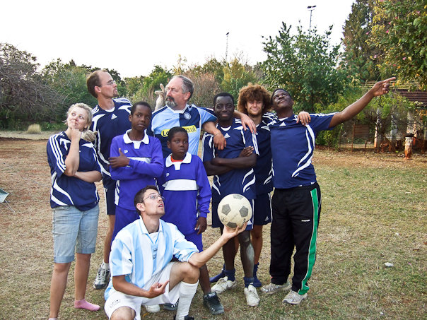 Zim Football team